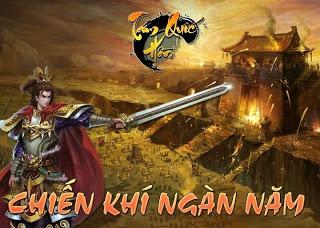 Game dàn trận online Tam Quốc Hồn ra mắt cộng  đồng game thủ tại Zing Appstore