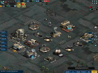 Web game chiến thuật Red Alert - Báo động đỏ