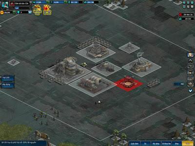 webgame chien thuat Red Alert - Bao Dong Do