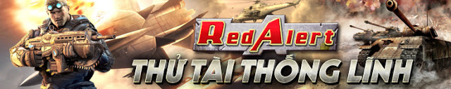 web game red alert - game chien thuat online